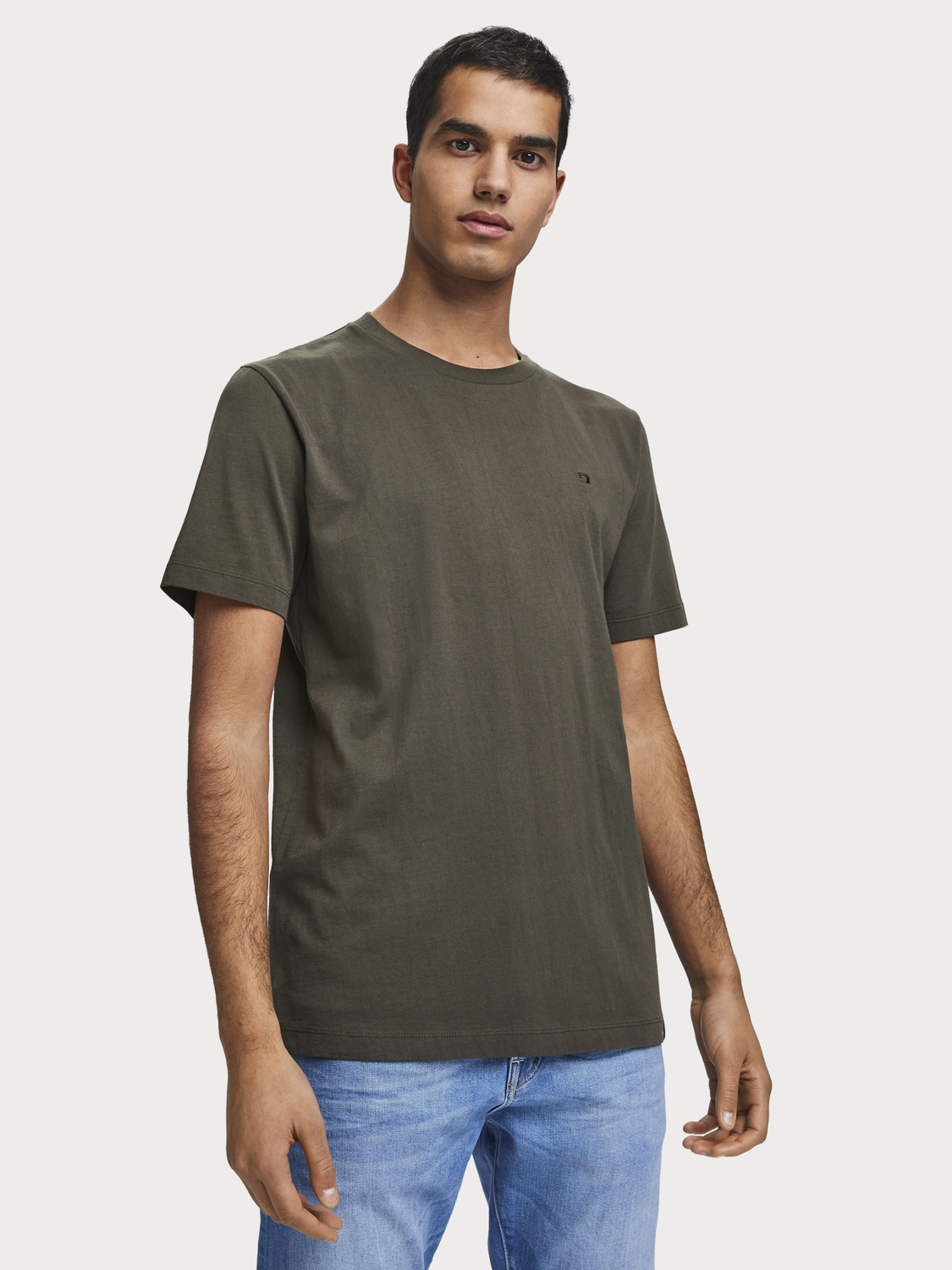 Men Cotton Jersey T-Shirt