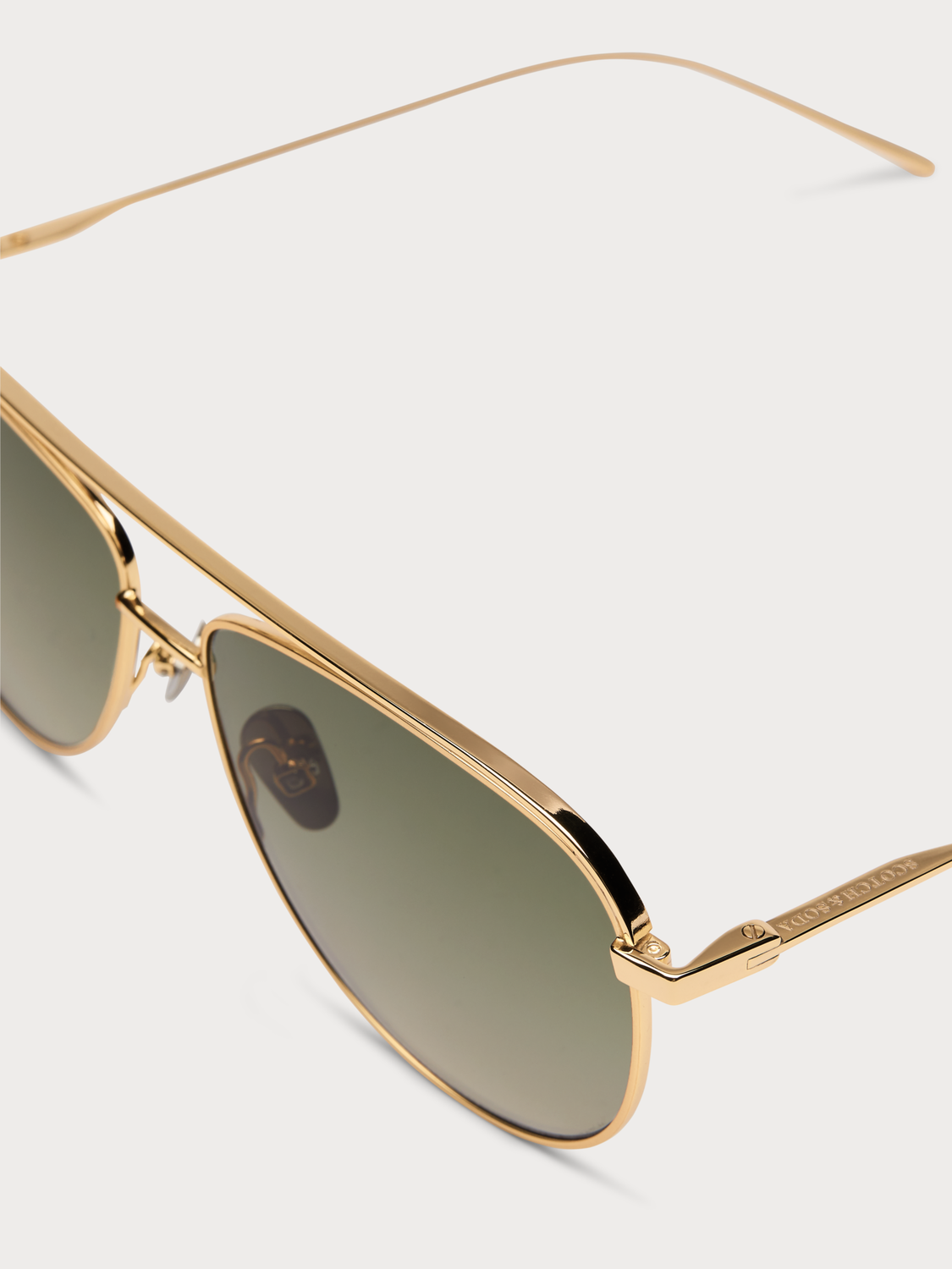 Men Brooklyn - Aviator Sunglasses
