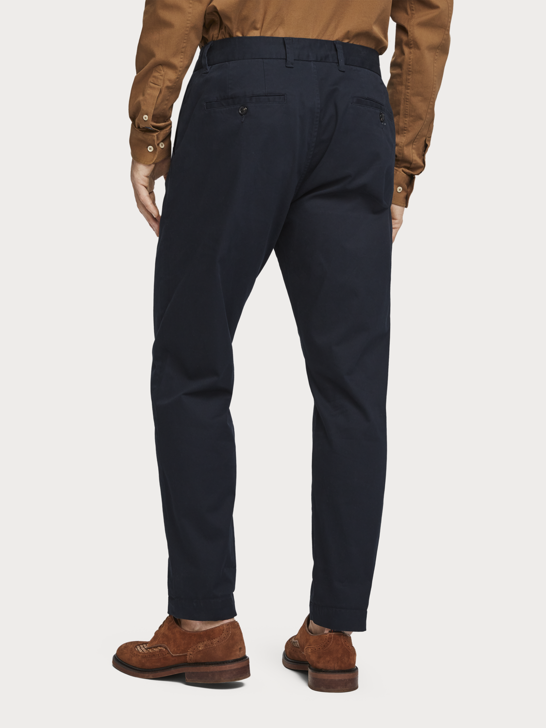 Men Fave - twill chinos | Regular tapered fit
