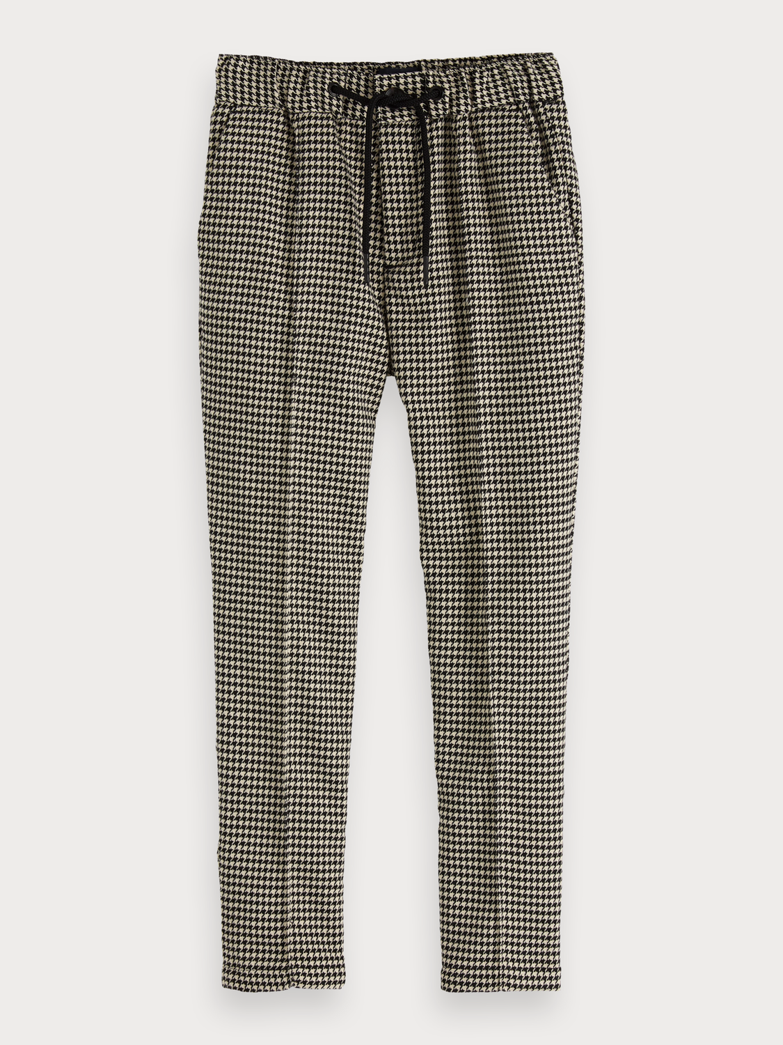 Boys Houndstooth Trousers