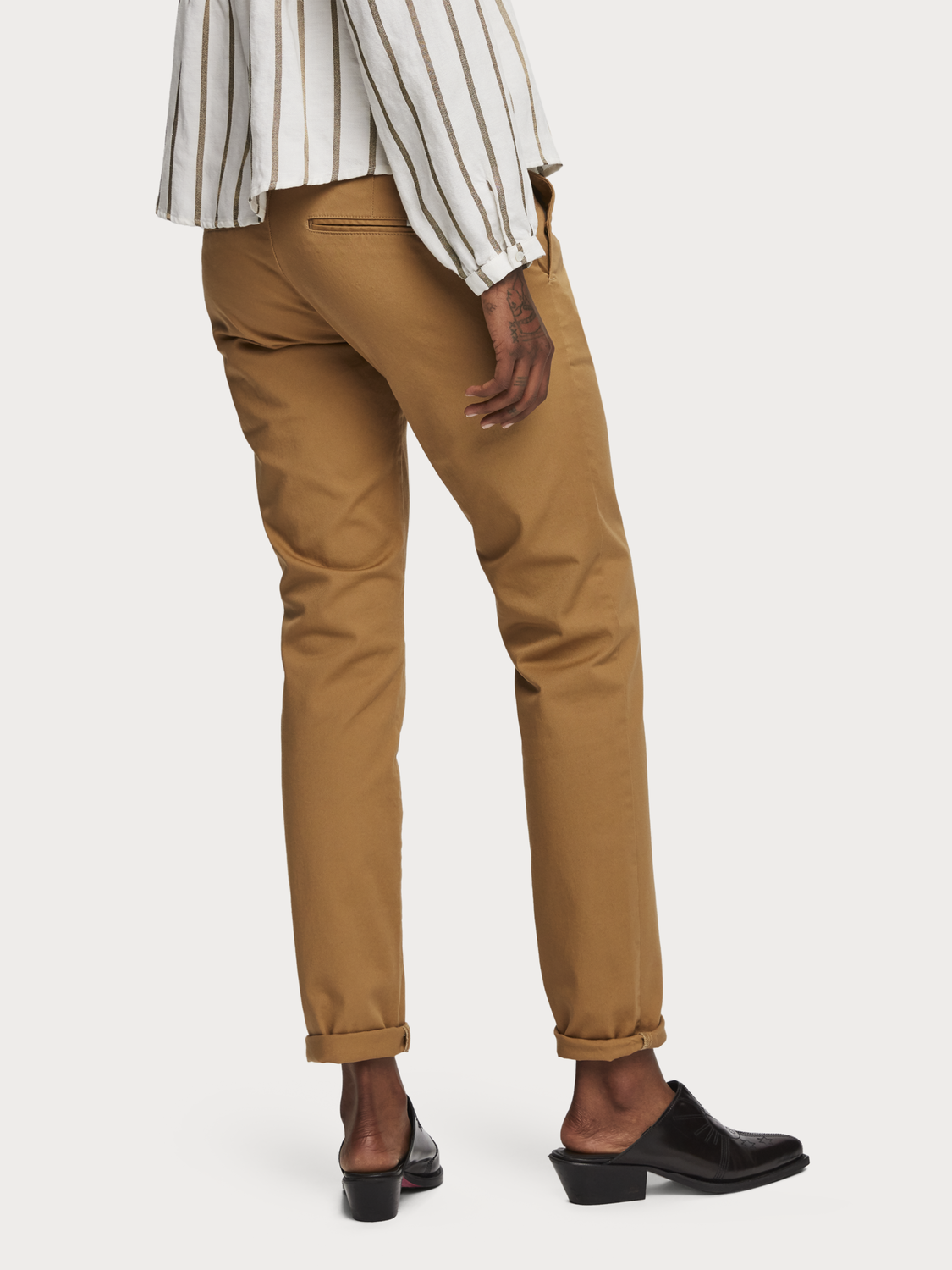 Damen Slim Fit Chino