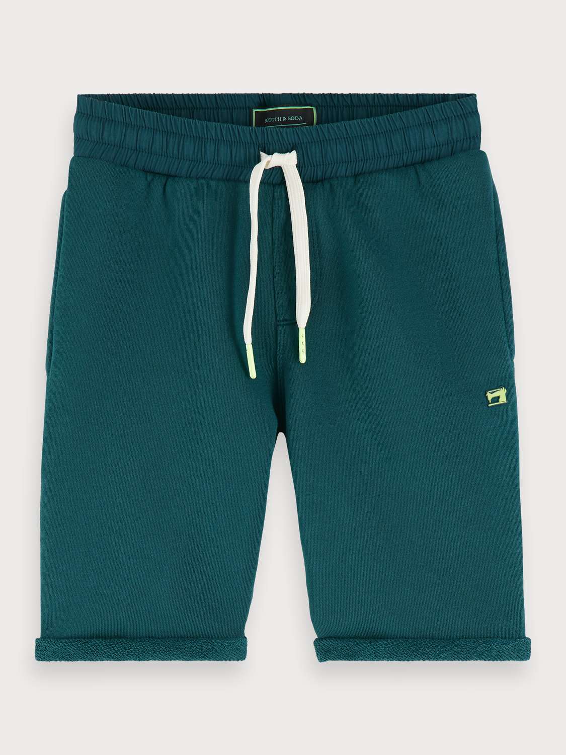Boys Drawstring Sweat Shorts