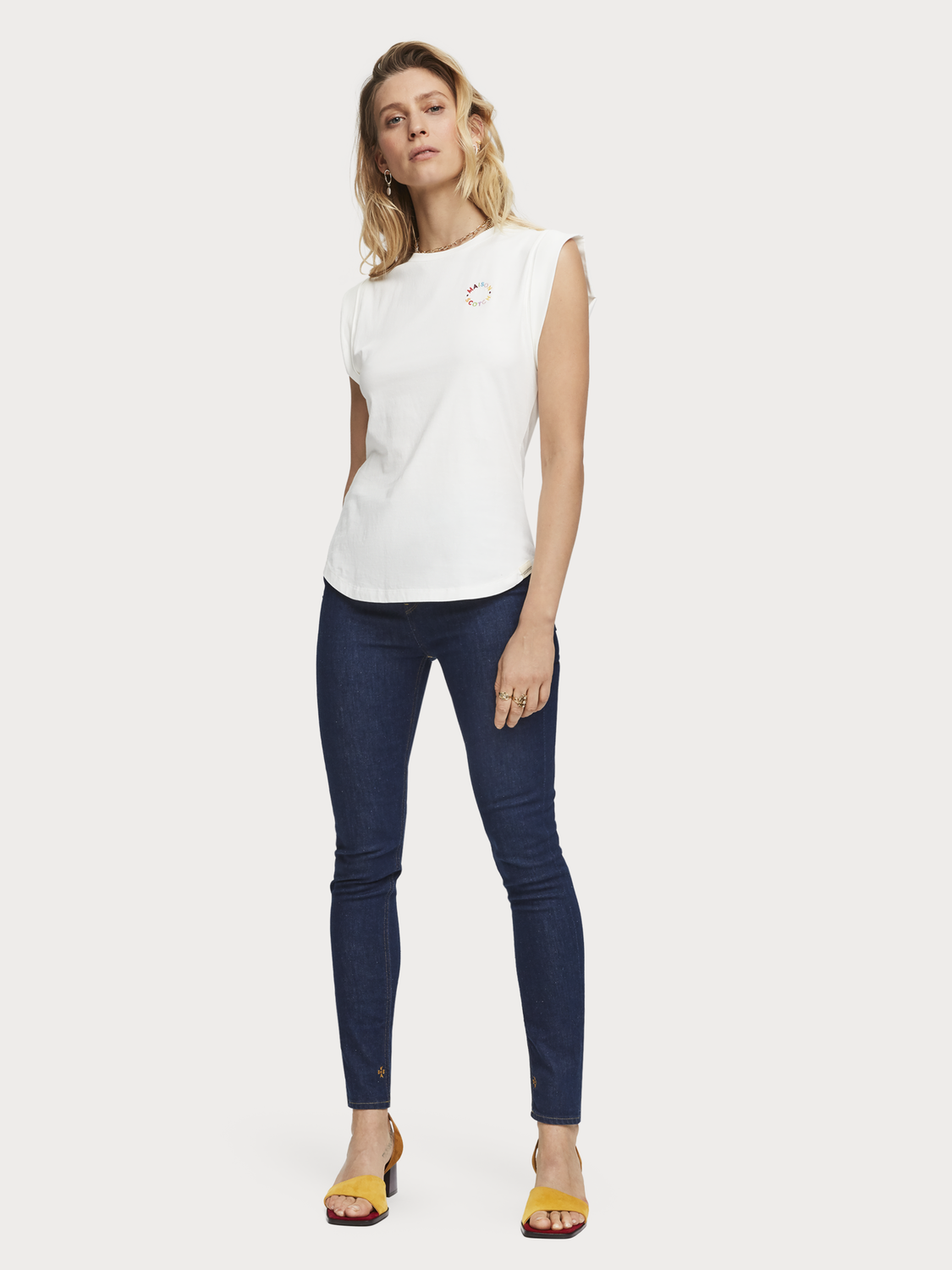 Women Basic Regular Fit T-Shirt