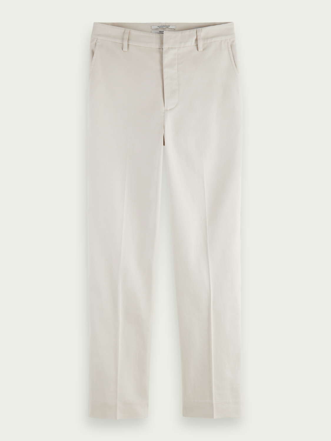 Women Abott regular-fit chino