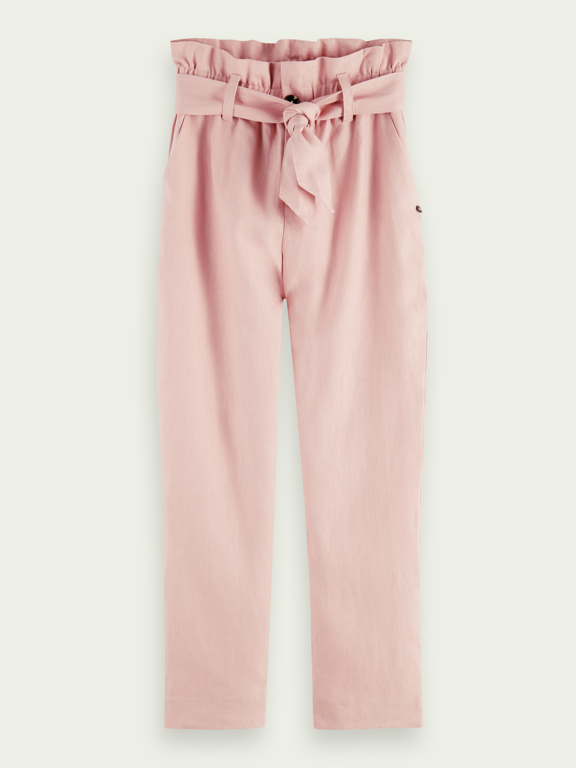 Women Paperbag trousers