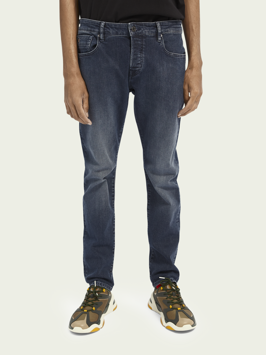 Men Ralston regular slim fit jeans - Hide and Seek