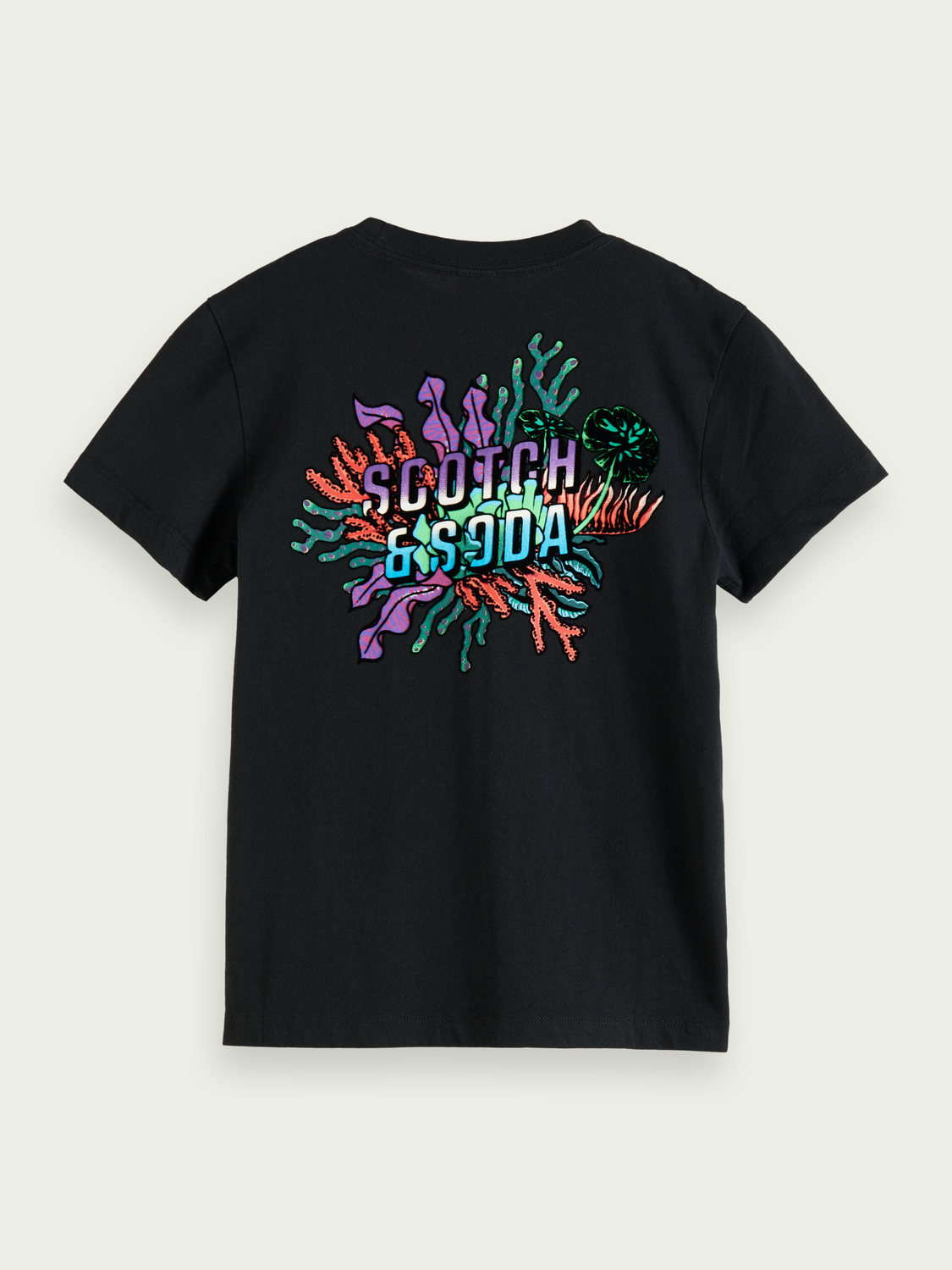 Kids Graphic organic cotton T-shirt