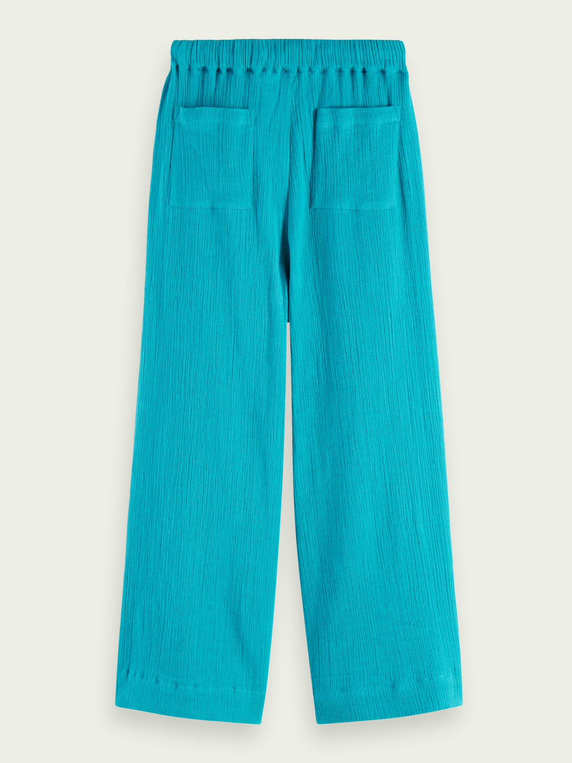 Kids Loose fit organic cotton trousers