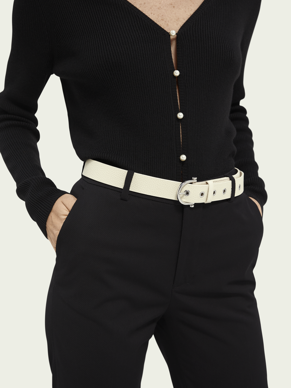 Women Leather belt