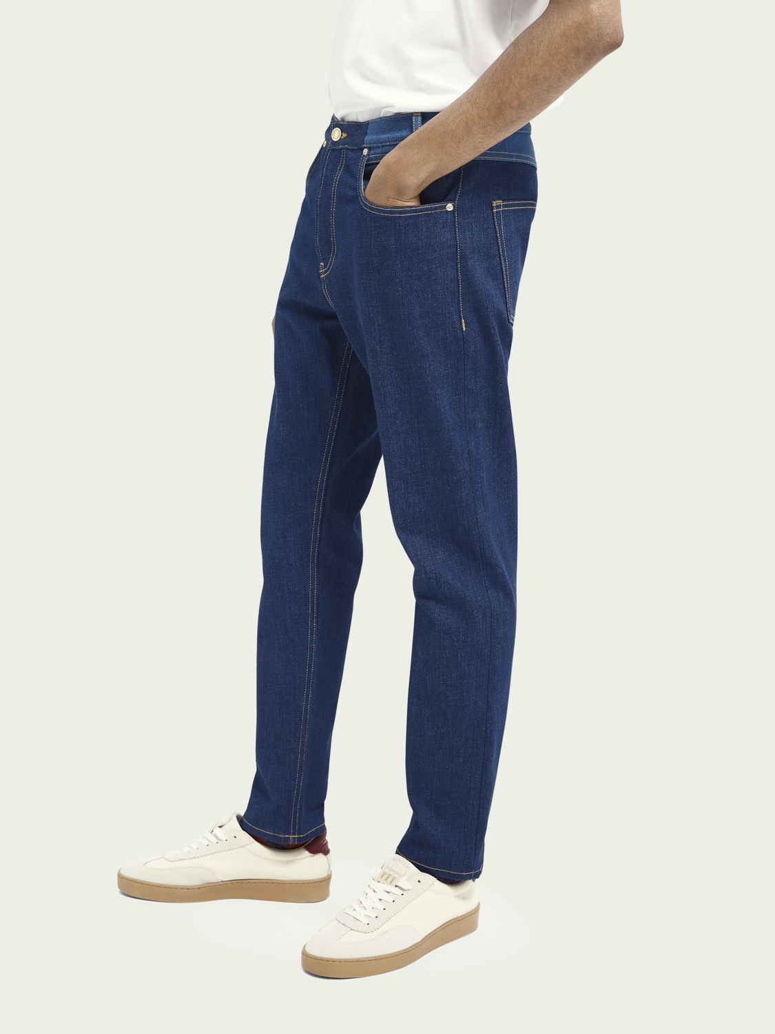Men The Norm Plus straight high-rise jeans - Dress For Adventure