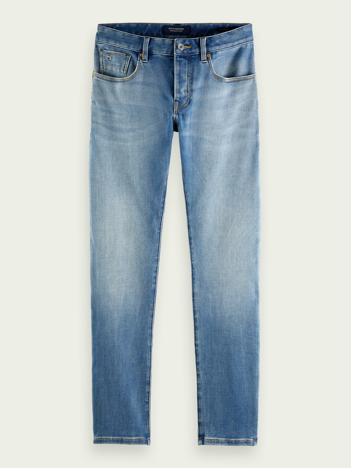 Men Ralston regular slim-fit jeans - Fast Mover