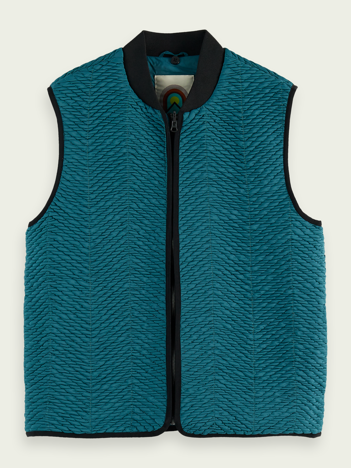 Men Jacket with removeable inner gilet