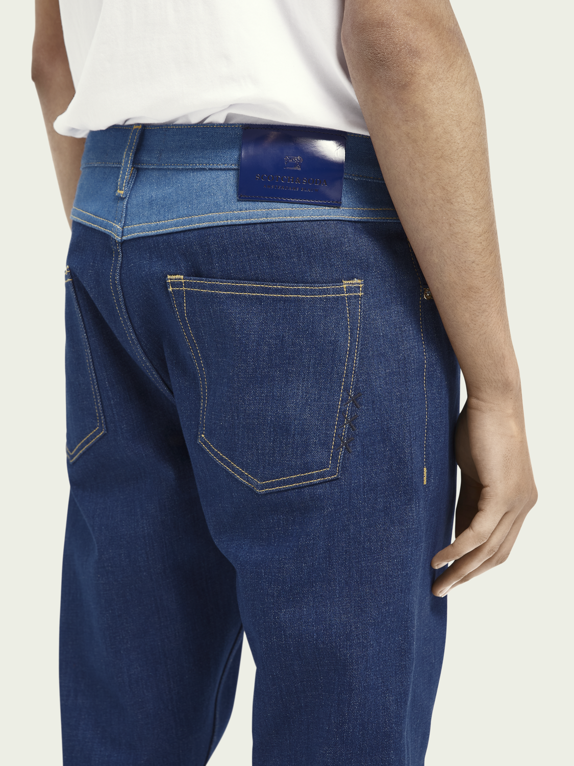 Men The Norm straight high-rise jeans ─ Dress For Adventure