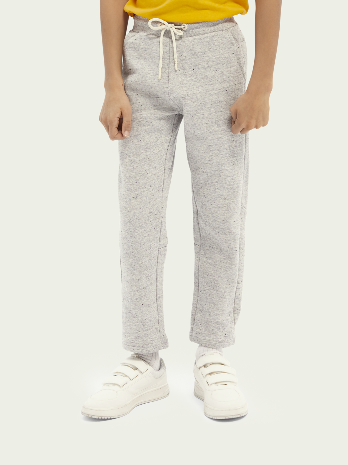 Kids Drawstring cotton sweatpants