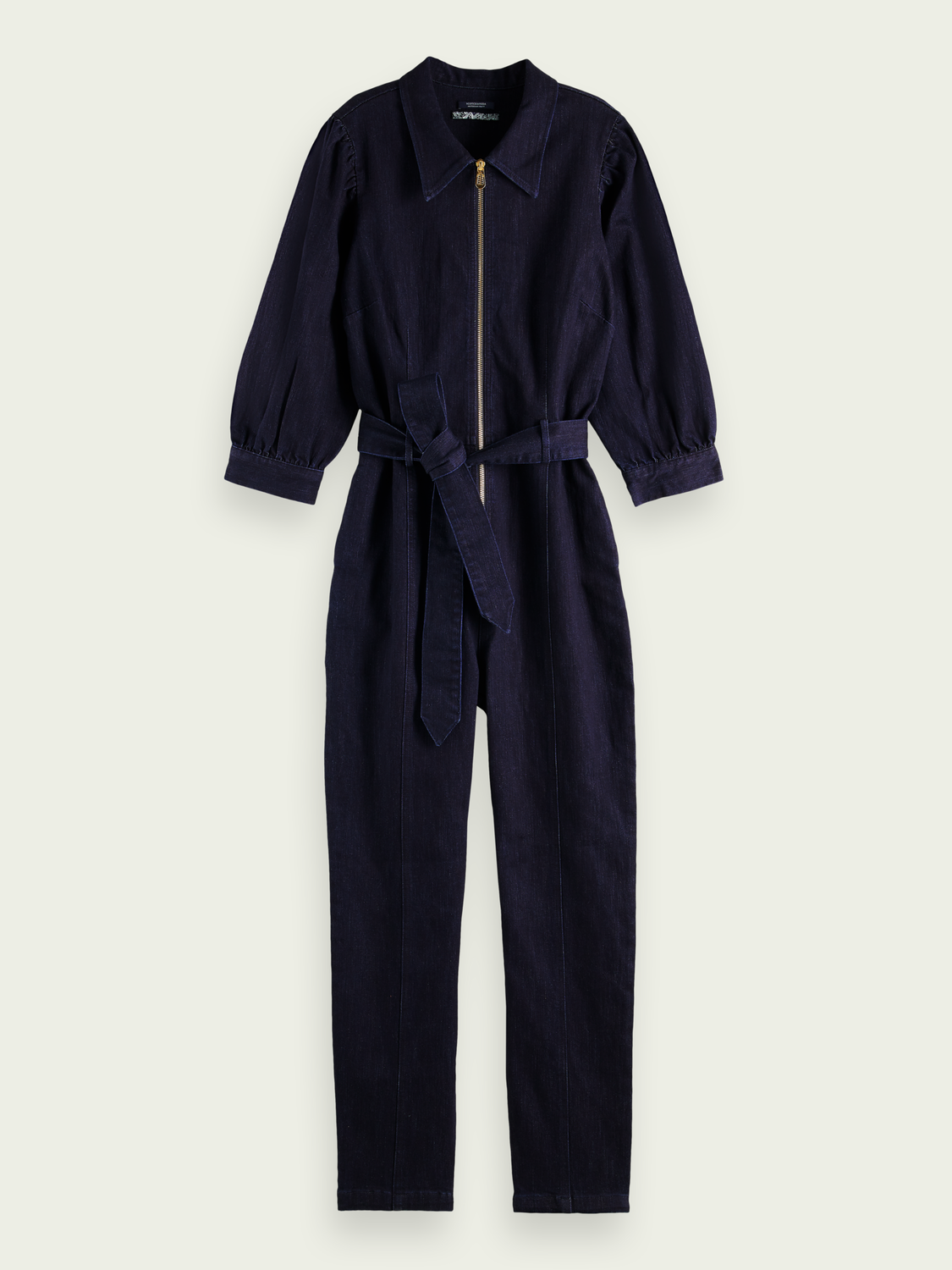 Damen Denim-Jumpsuit