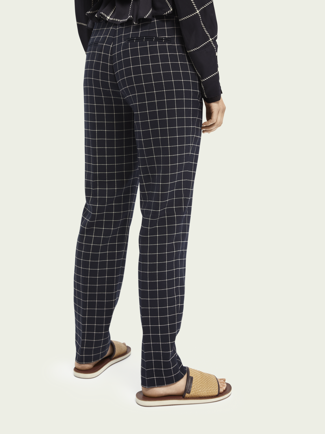 Women Lowry tailored slim-fit trousers