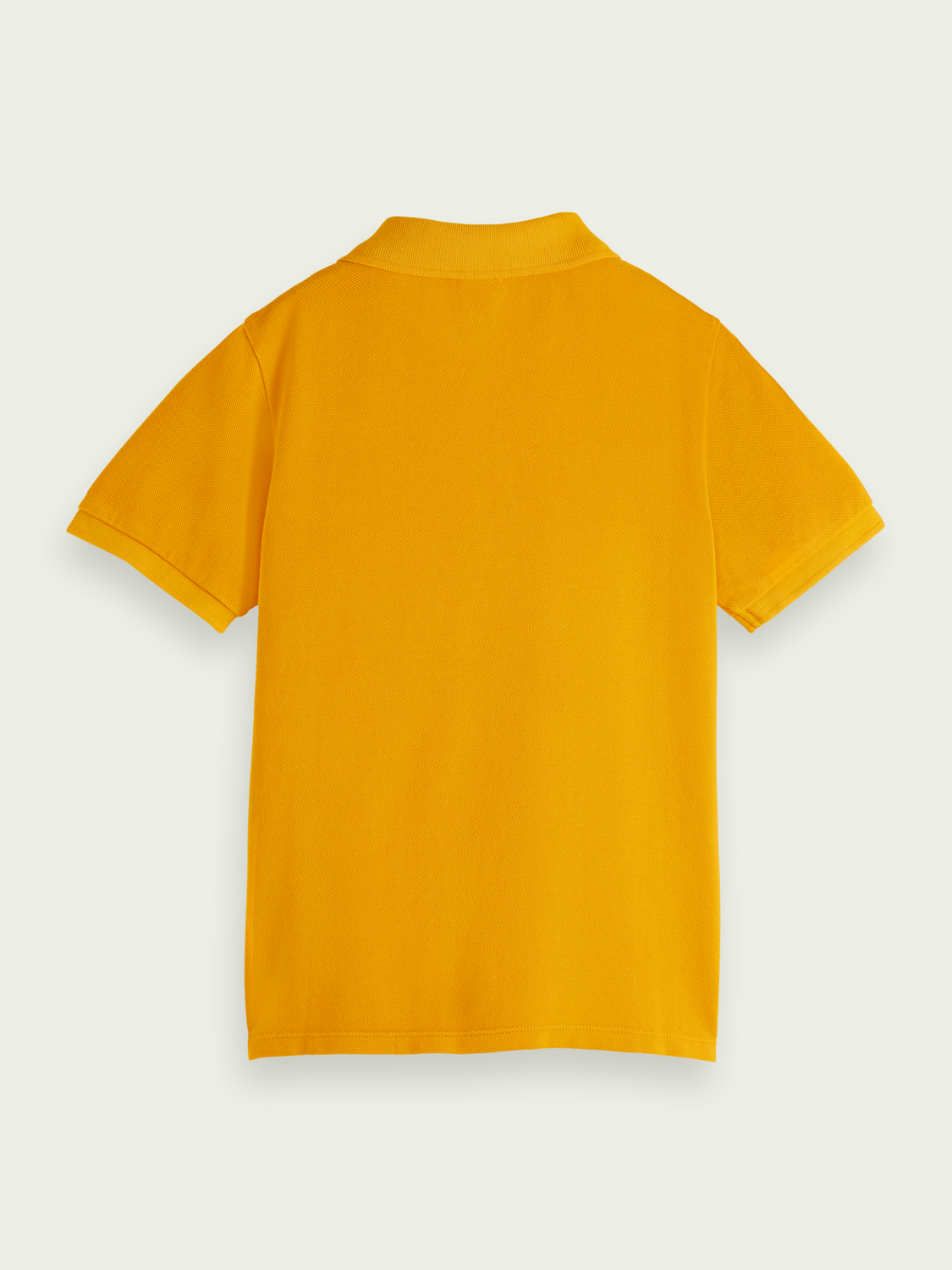 Kids Short-sleeved cotton polo