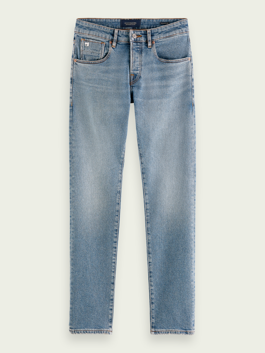Homme Jean regular slim fit Ralston – Ride It Out