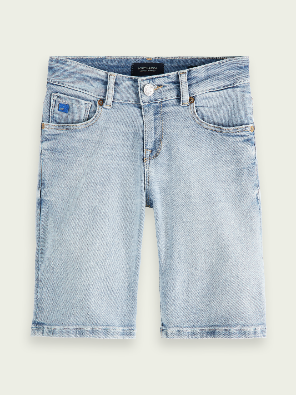 Kids Strummer Shorts - Ice layer