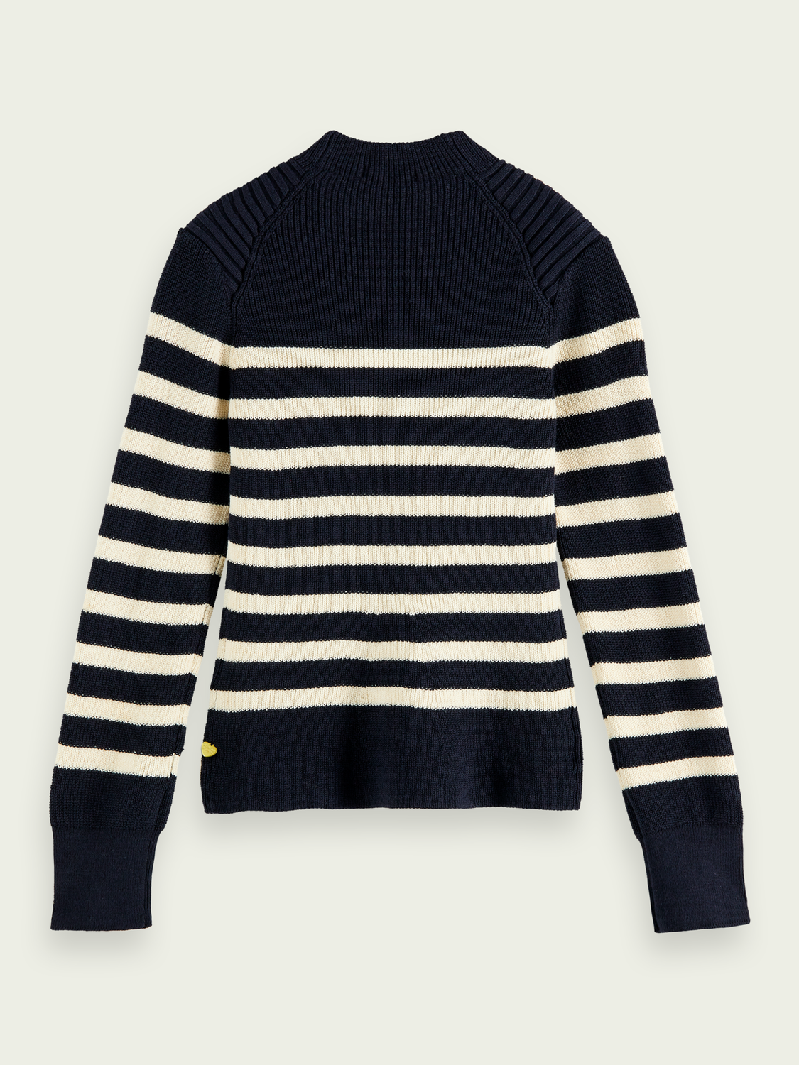 Kids Knitted cotton Breton jumper
