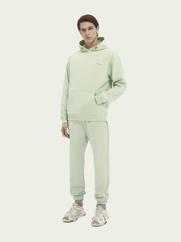 Dames Unisex hoodie van biologisch katoen