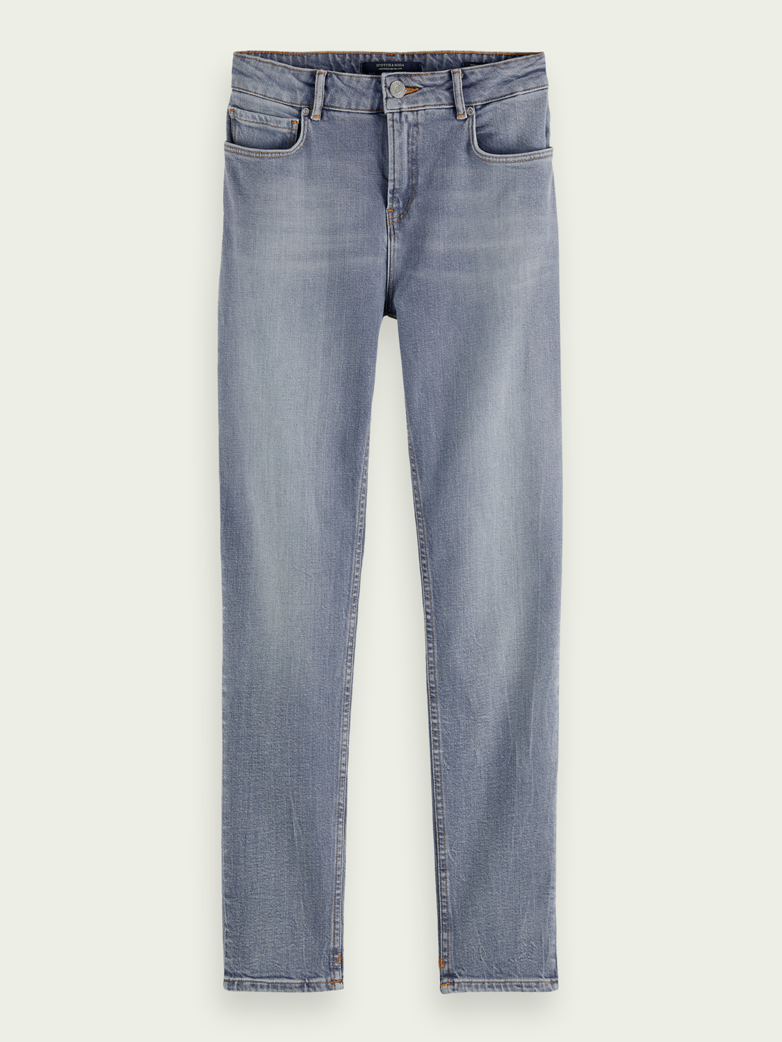 Women The Keeper  recycled cotton-blend jeans - Pop Of Smoke