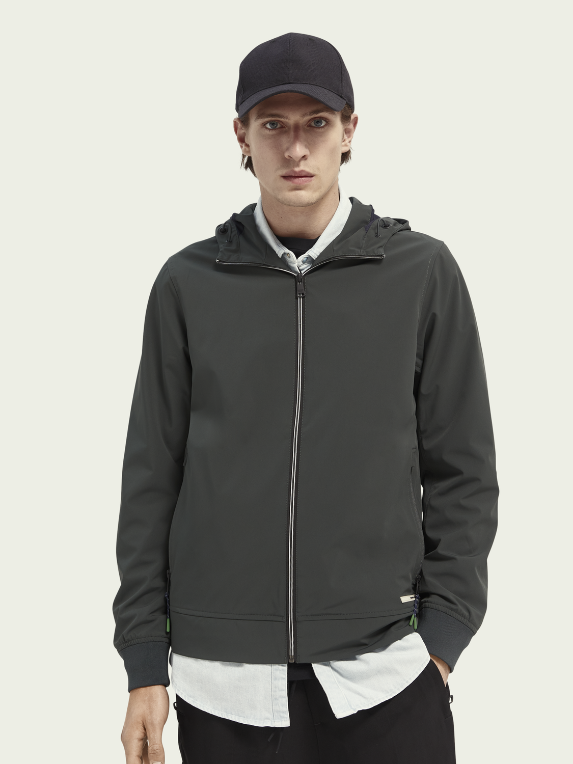 Men Hooded jacket