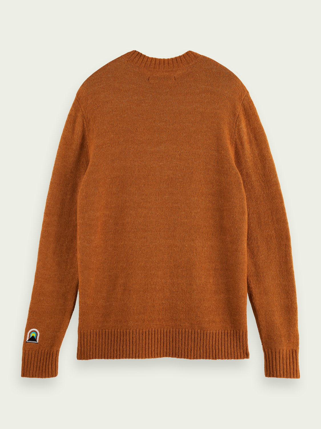 Men Alpaca-wool blend sweater