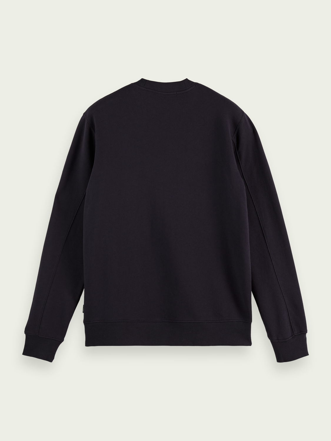 Men Organic cotton logo sweater