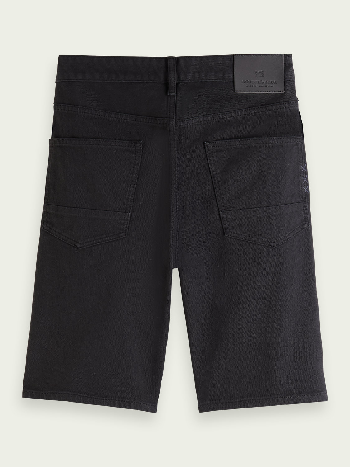 Men Ralston regular slim-fit Short