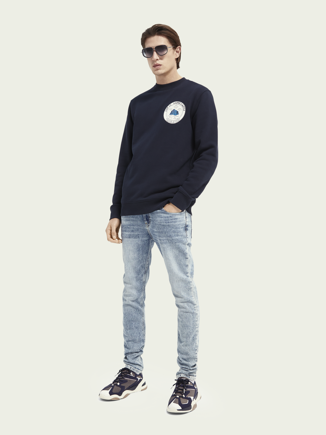 Men Organic cotton sweater