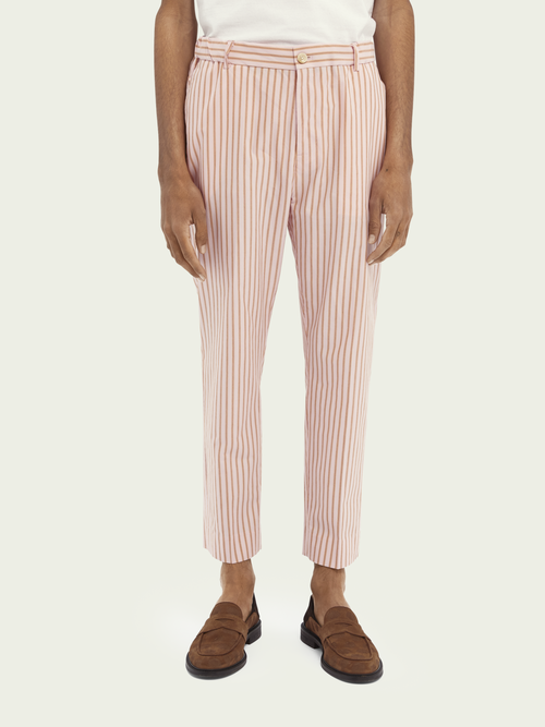 Scotch & Soda FAVE mid rise katoenen chino