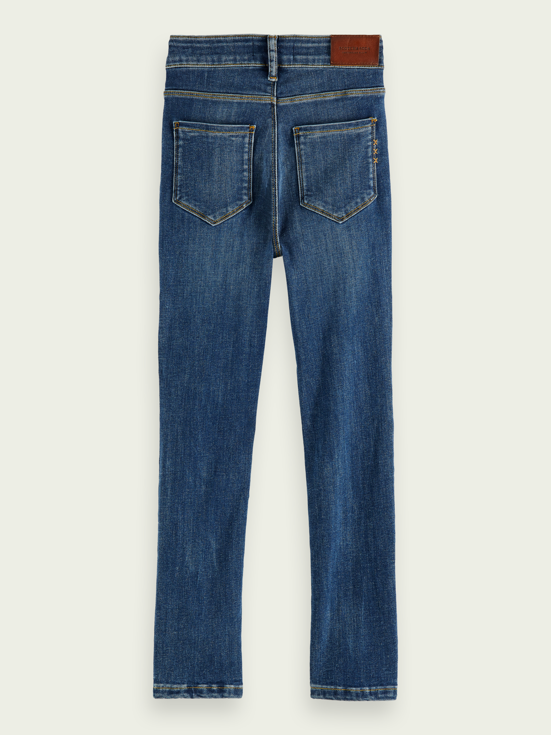 Kinder La Charmante High-Rise Skinny Fit Jeans– Get Ready