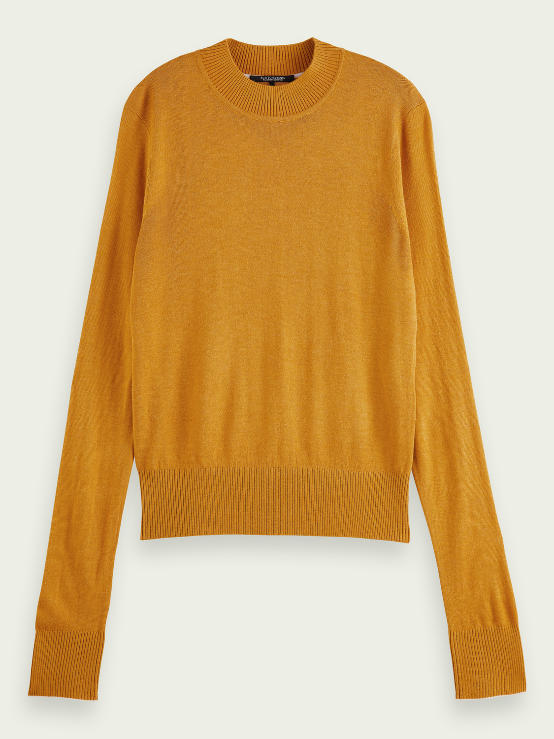 Dames Sweater met ronde hals