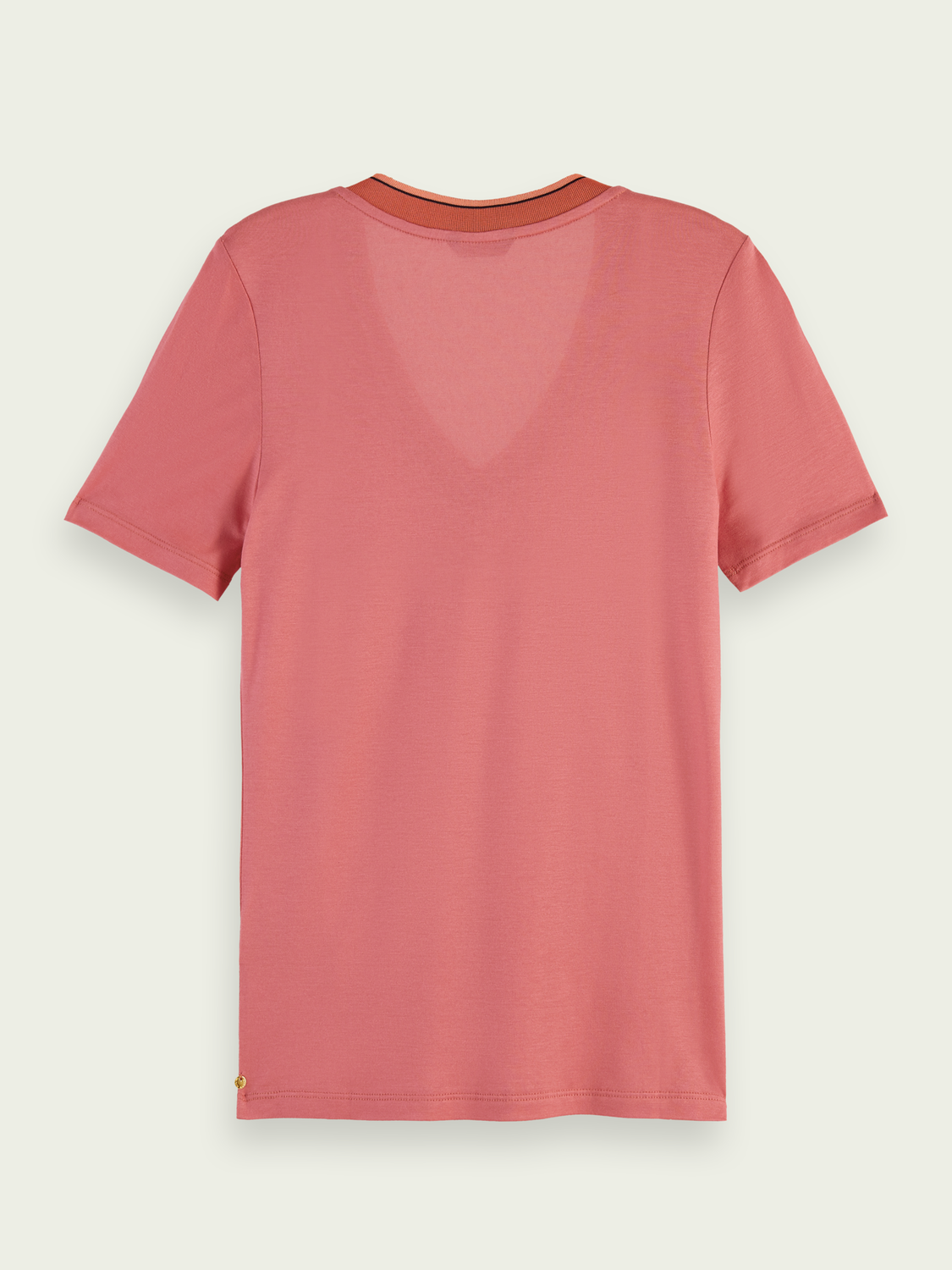 Women V-neck TENCEL™ T-shirt