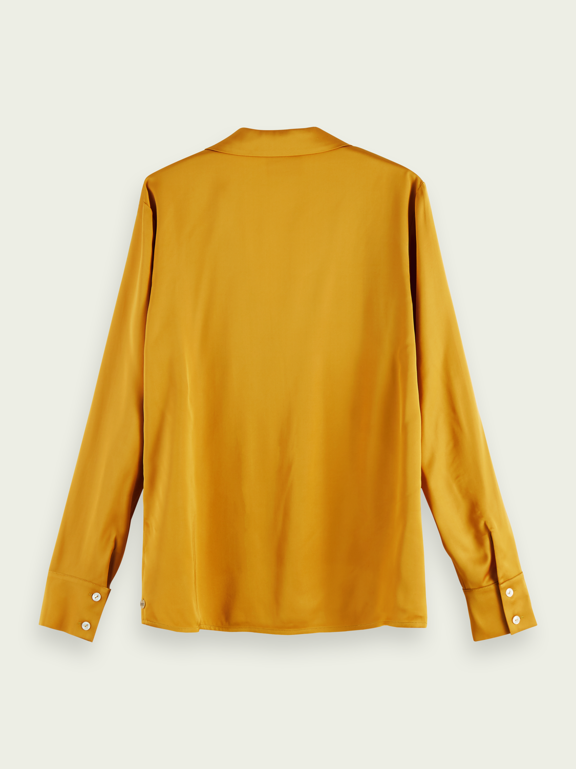 Women Long sleeved V-neck shirt