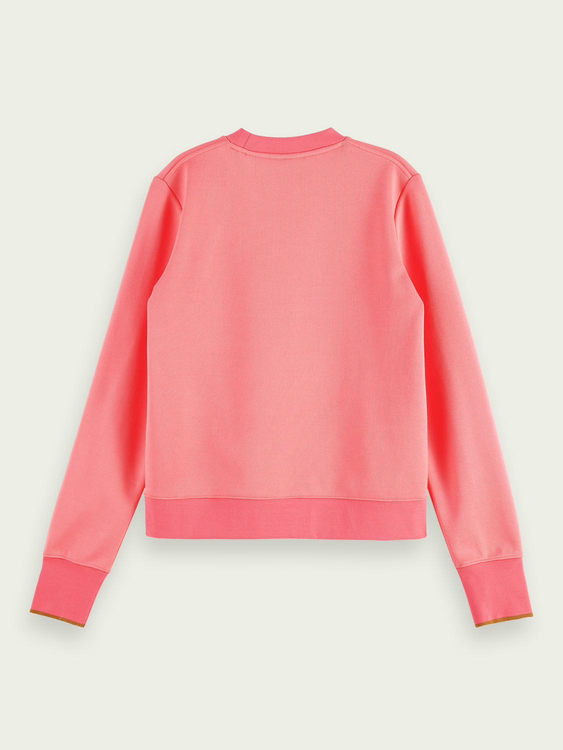 Women Branded crew-neck sweater