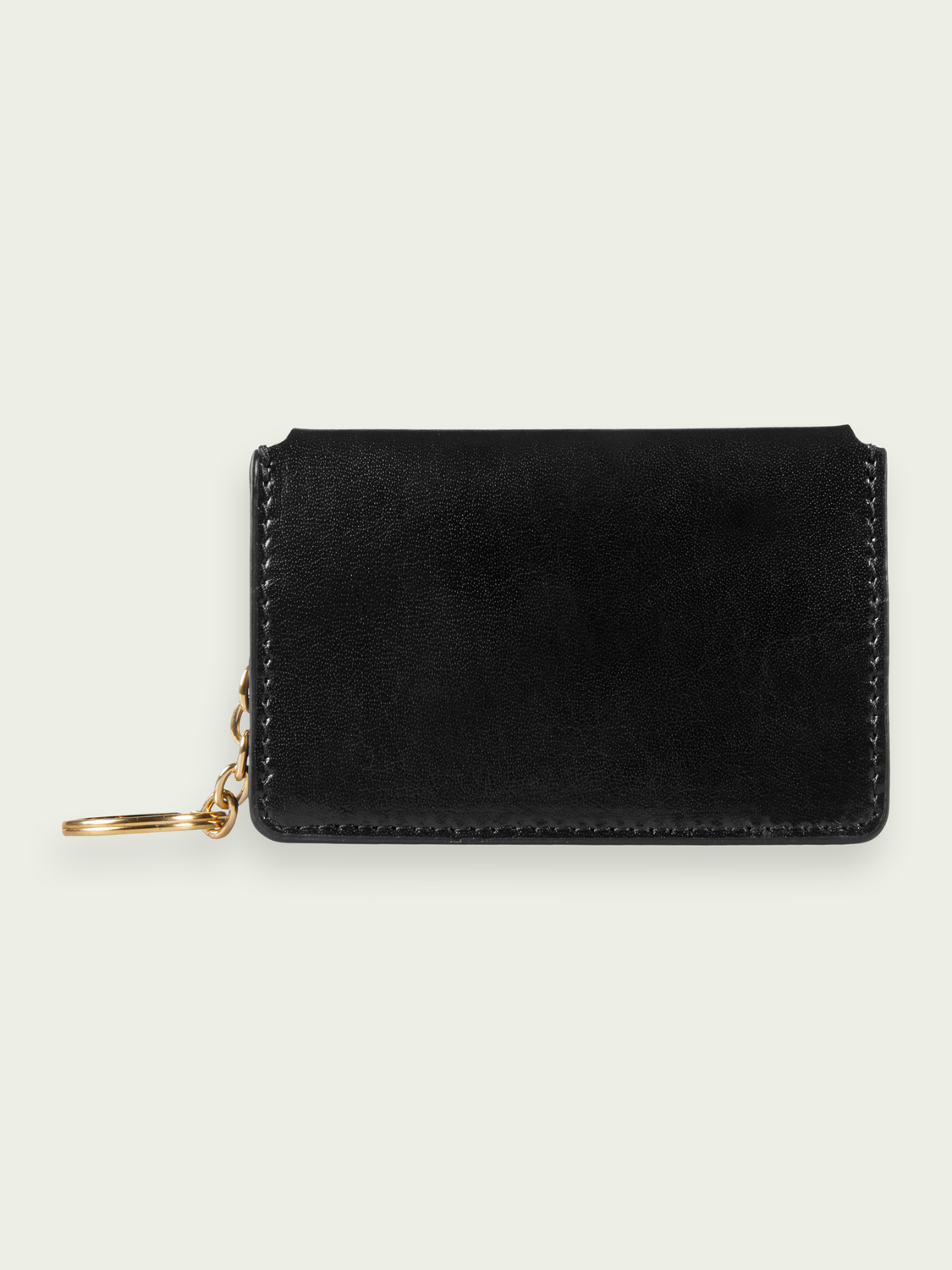 Women Leather key chain wallet