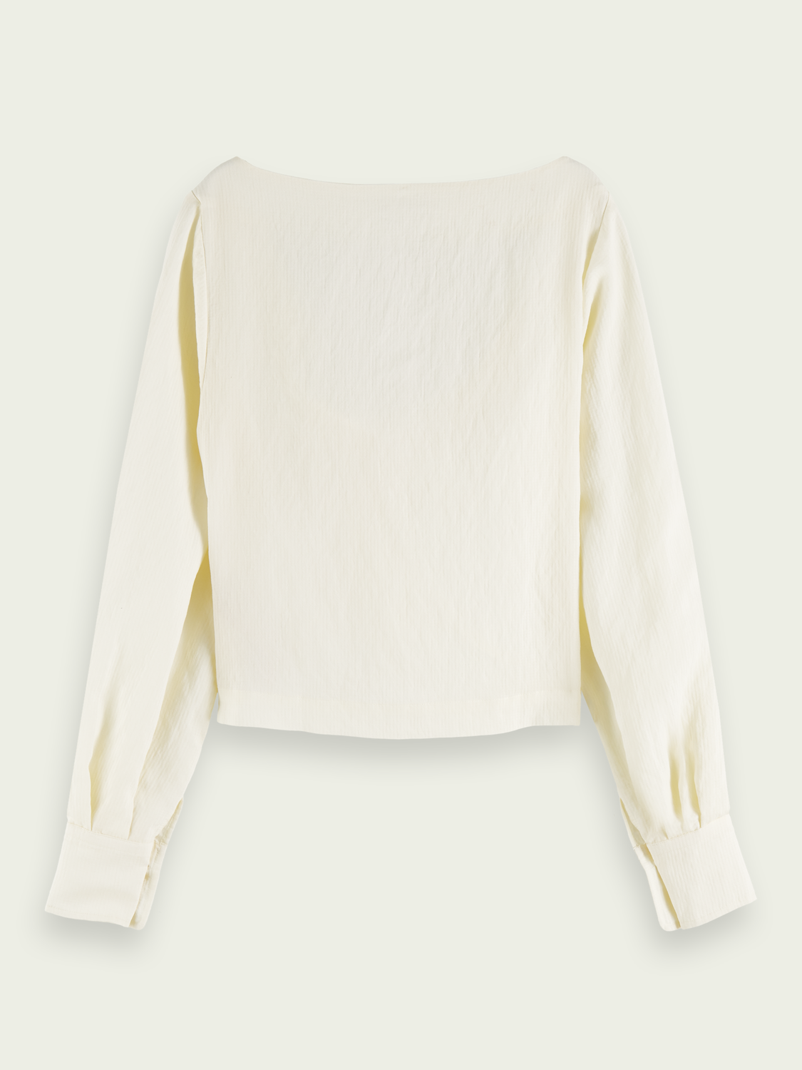 Women Knotted V-neck top