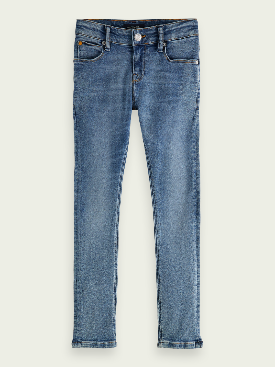 Kids The Tack tapered super-skinny jeans - Into The Light