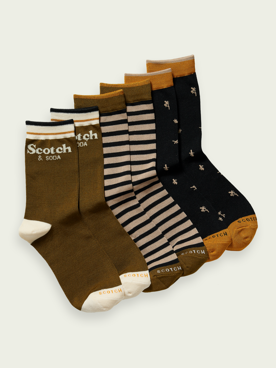 Men Classic cotton-blend socks