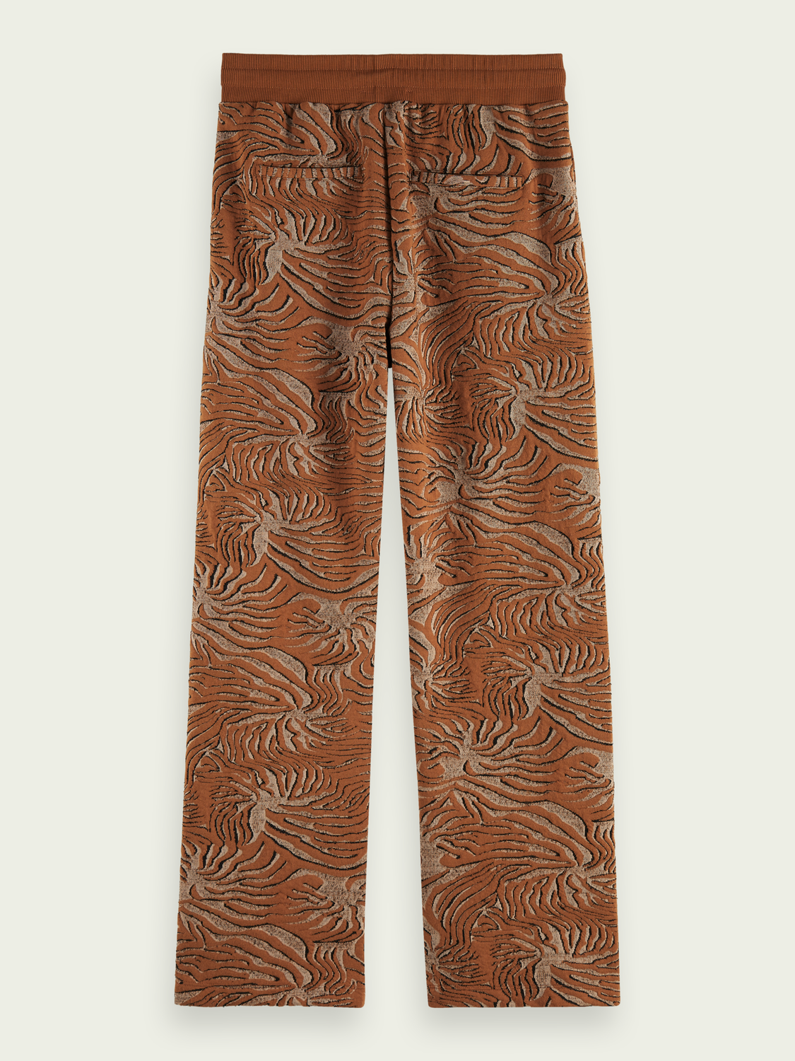 Women Cropped jacquard sweatpants