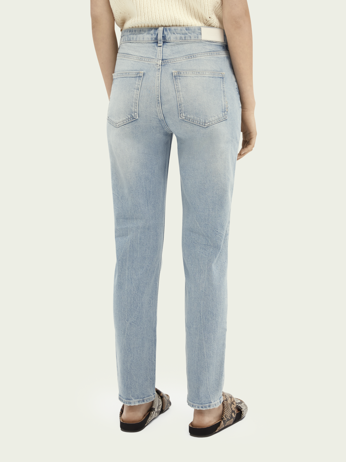 Women High five slim fit jeans - Hand Picked