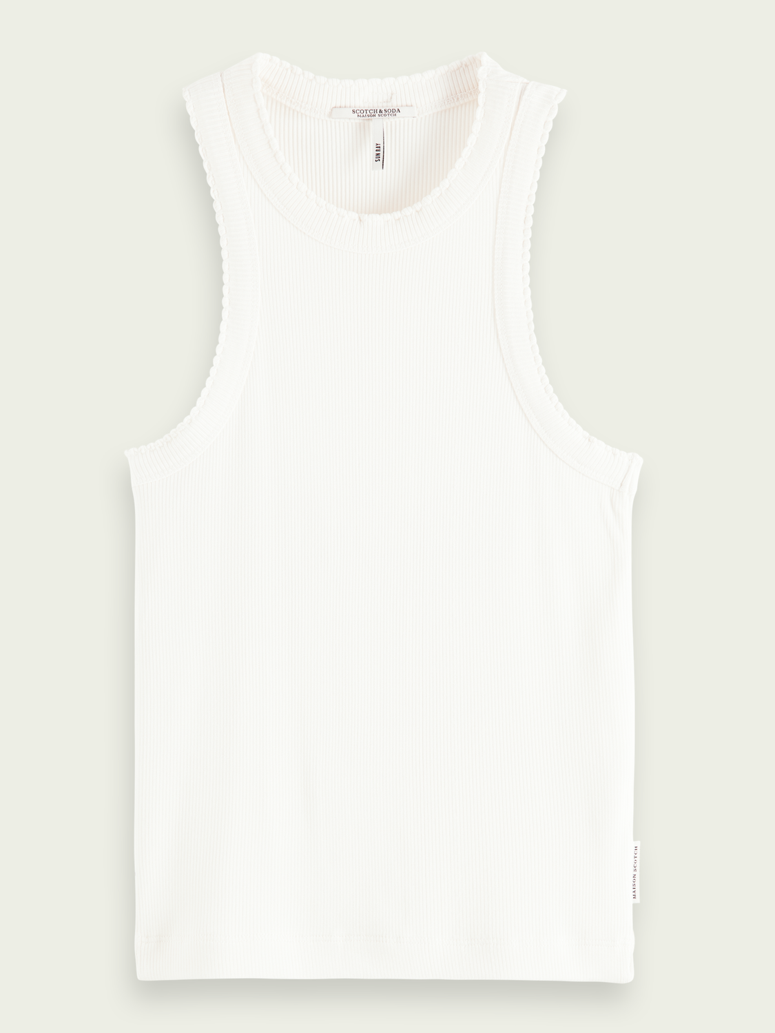 Women Racerback tank top