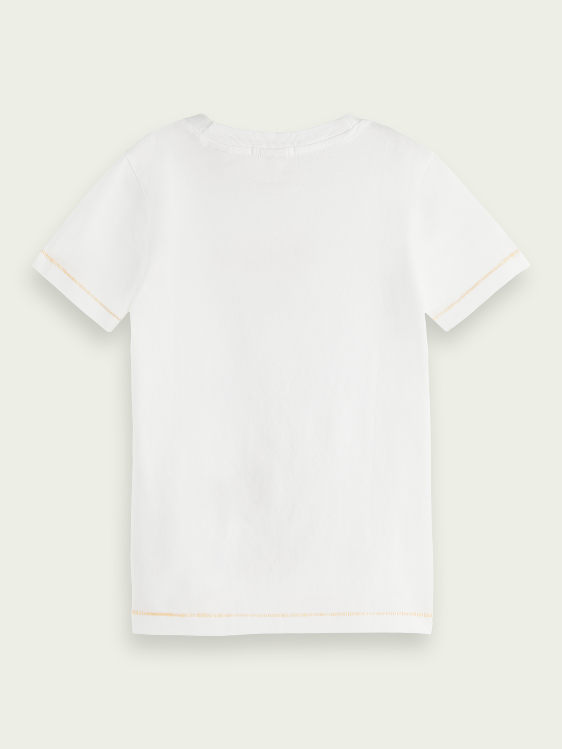 Kids Fish-print organic cotton T-shirt