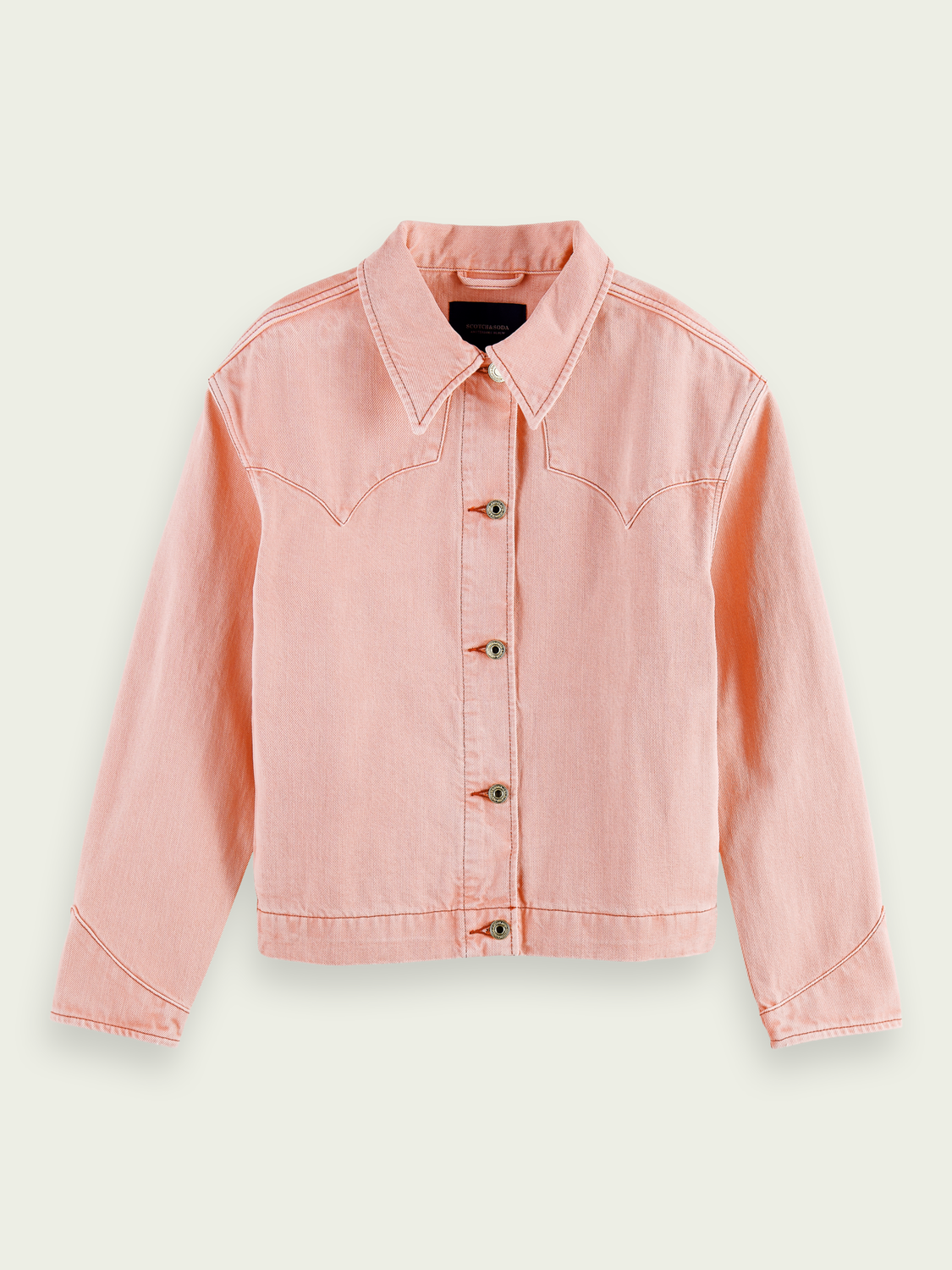 Women Western denim jacket