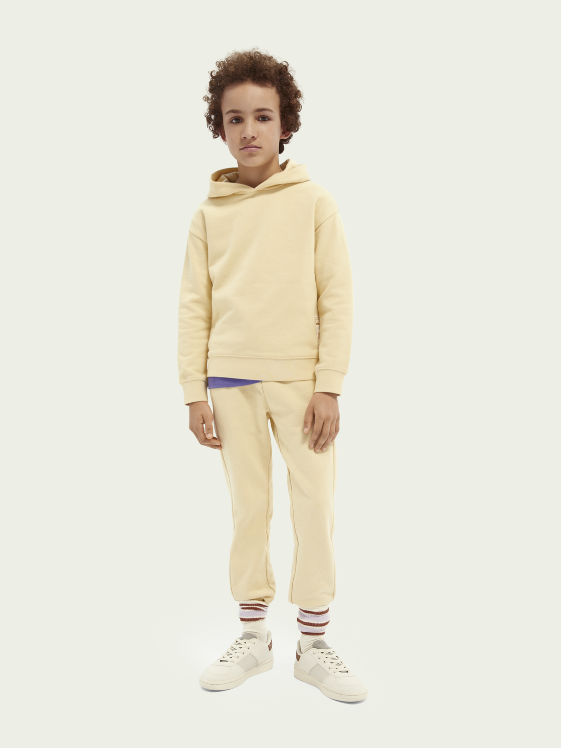 Kids Unisex organic cotton sweatpants