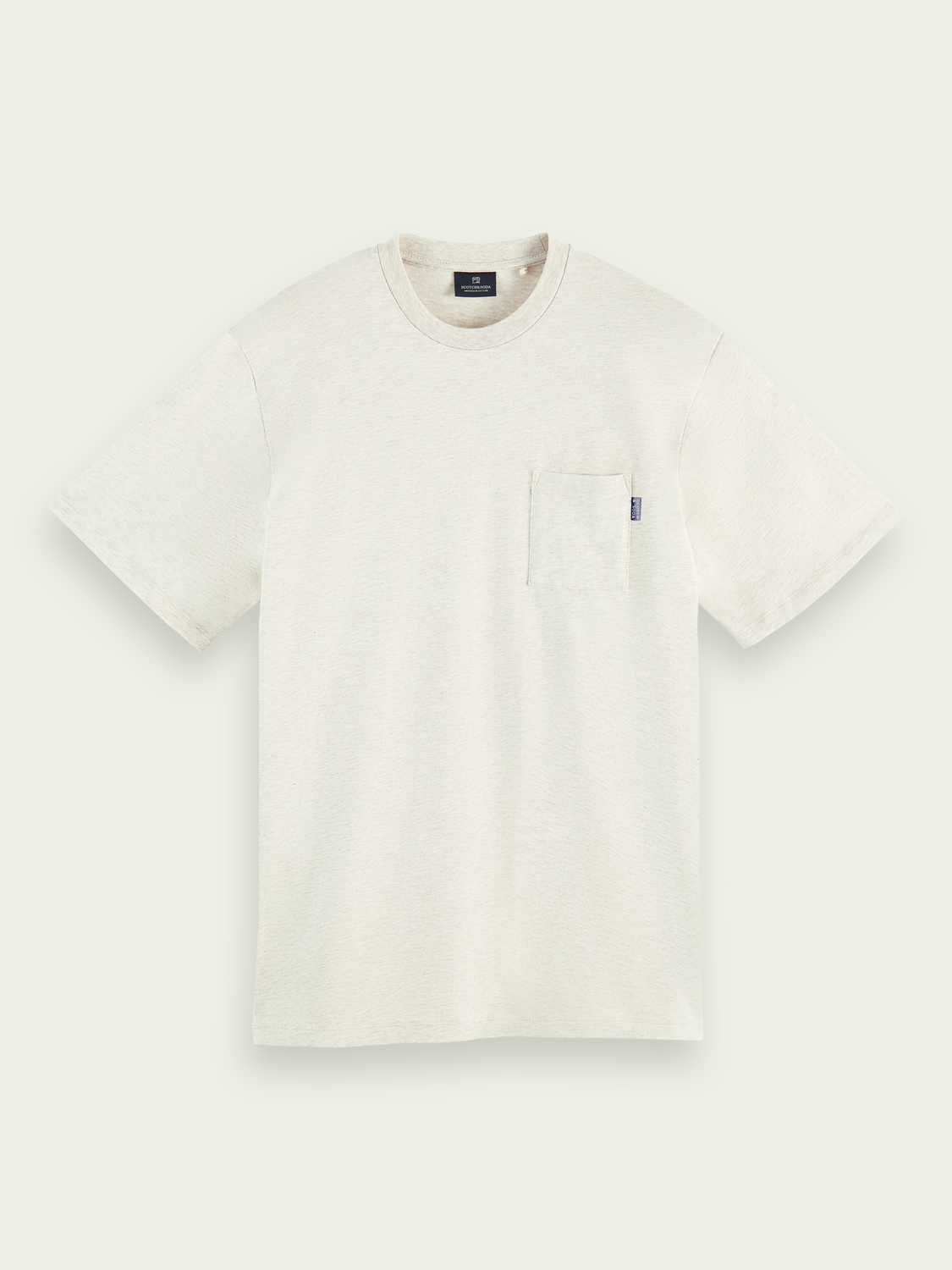 Men Pocket T-shirt