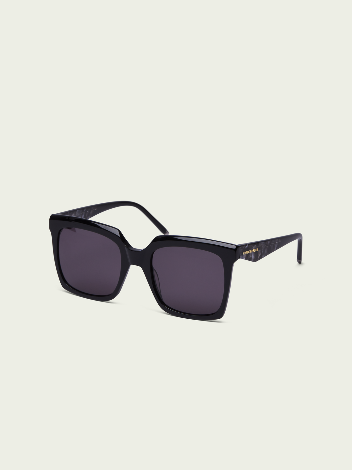 Women Holly - oversized square sunglasses