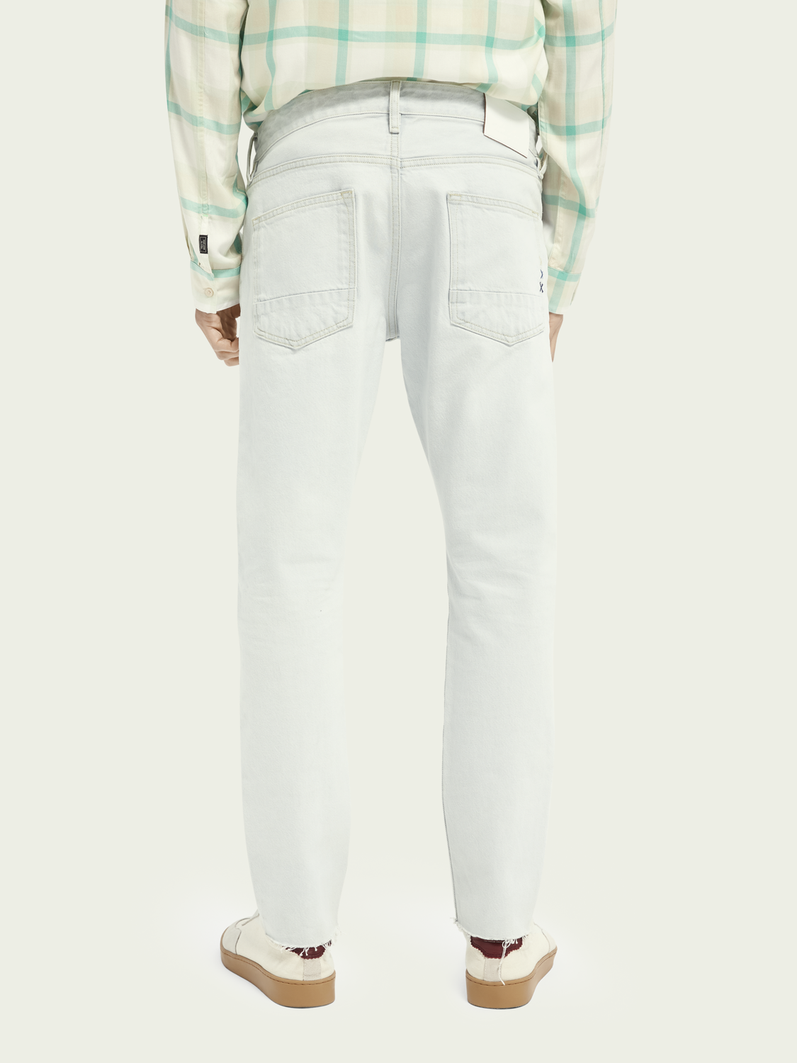 Men Ralston cropped jeans ─ Spring Signal